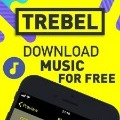 TREBEL Free Music App Icon