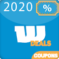 Coupons For Walmart App App Icon