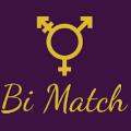 BiMatch Meet Bi Friends App Icon